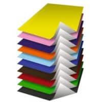 Art & Craft Paper Assorted 80gsm 10,000 mm x 10 m 10 Pieces