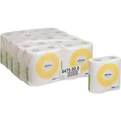 Kleenex Toilet Rolls Ultra 8475 2 Ply 40 Rolls of 240 Sheets