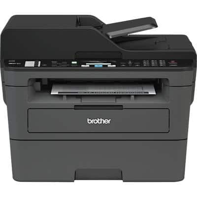 Brother MFCL2710DW A4 Mono Laser 4-in-1 Printer with Wireless Printing