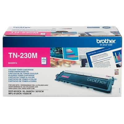 Brother TN-230M Original Toner Cartridge Magenta