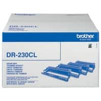 Brother DR-230CL Original Drum Black & 3 Colours 4 Pieces
