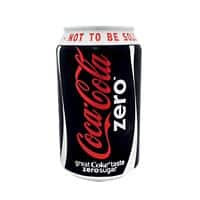 Coca-Cola Zero Soft Drink Can 330ml Pack of 24