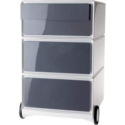 Paperflow Pedestal Easybox Grey 390 x 436 x 642 mm