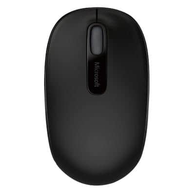 Microsoft Mouse 1850 Black