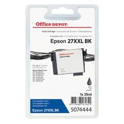 Office Depot Compatible Epson 27XXL Ink Cartridge T279140 Black