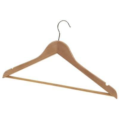 Alba Pk25 Coat Hangers Wood