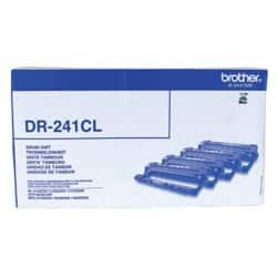 Brother DR-241CL Original Drum Black & 3 Colours