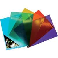 Seco Cut Flush Folders A4 Smooth 120 Microns Pack of 25