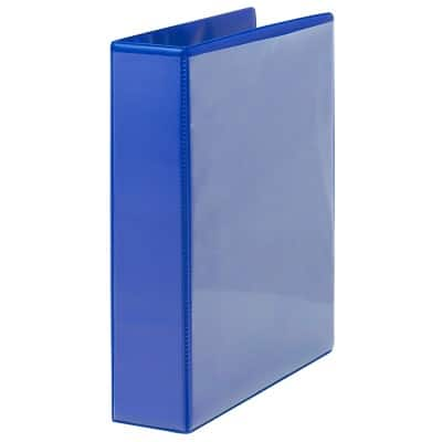 Office Depot Ring Binder A4 4 ring 70 mm Blue