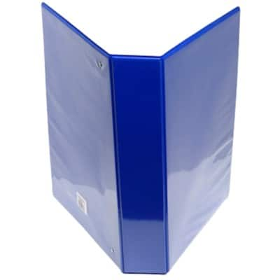 Office Depot Ring Binder 64 mm Smooth Polypropylene 4 ring A4 Blue