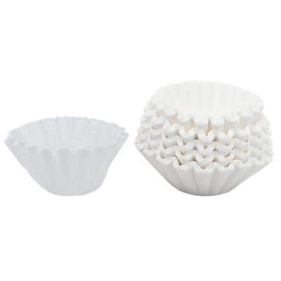 Coffee Filters Paper White Pack of 500