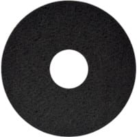 SYR Floor Maintenance Pads 38cm Black Pack of 5