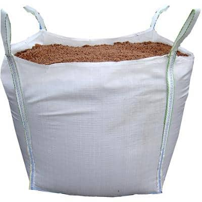 Rock Salt Standard Brown 750kg Bulk Bag