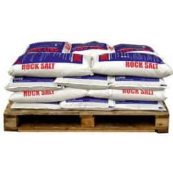 Brown Rock Salt 20 x 25 kg Bags
