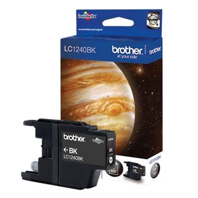 Brother LC1240BK Original Ink Cartridge Black