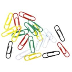 Office Depot Paper Clips Assorted 28 mm 1000 pieces