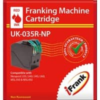 iFrank Franking Machine Ink Cartridge UK-035R-NP Red