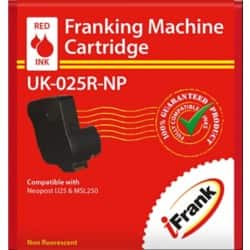 Neopost 10178-800 Compatible Neopost Ink Cartridge Red