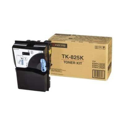 Kyocera TK-825 Original Black Toner Cartridge TK-825K