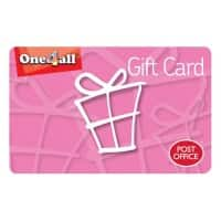 One4all Gift Card £25 Pink