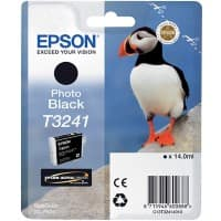 Epson T3241 Photo Black, Original, Dye-based ink, Photo black, Epson, SureColor SC-P400, 1 pc(s)