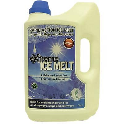 Ice Melt Shaker Yellow 30 g