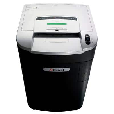 Rexel Shredder Mercury RLX20 Cross-Cut Security Level P-4 20 Sheets