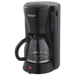 iGENIX Filter Coffee Machine IG8125 Black