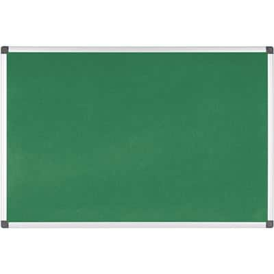 Office Depot Wall Mountable Notice Board 180 x 120 cm Green