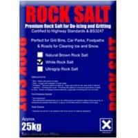 Dandy's Rock Salt White Pack of 20