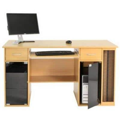 Alphason Desk San Jose 1,350 x 600 x 750 mm