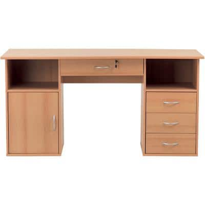 Alphason Desk Dallas 1,450 x 600 x 740 mm