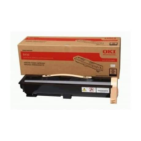 OKI 1221601 Original Toner Cartridge Black