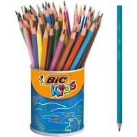 BIC Colouring Pencils 841229 Assorted 60 Pieces