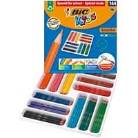 BIC Colouring Pencils 887830 Assorted Pack of 144