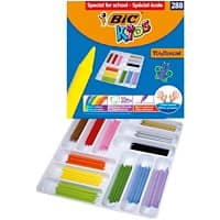 BIC Crayons 887835 Assorted 28Pack of 288