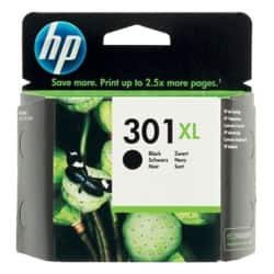 HP 301XL Original Ink Cartridge CH563EE Black