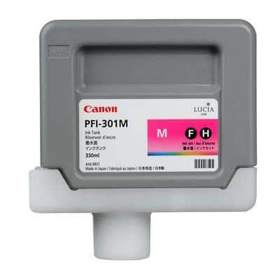 Canon PFI-301M Original Ink Cartridge Magenta