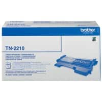 Brother TN-2210 Original Toner Cartridge Black