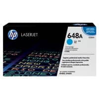HP 648A Original Toner Cartridge CE261A Cyan