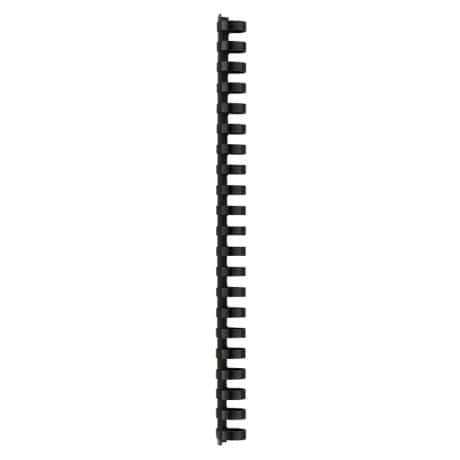 GBC Binding Combs ProComb 19.0 mm A4 Black 100 Pieces