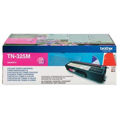 Brother TN-325M Original Toner Cartridge Magenta