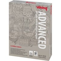 Viking Advanced Copy Paper A4 100gsm White 500 Sheets