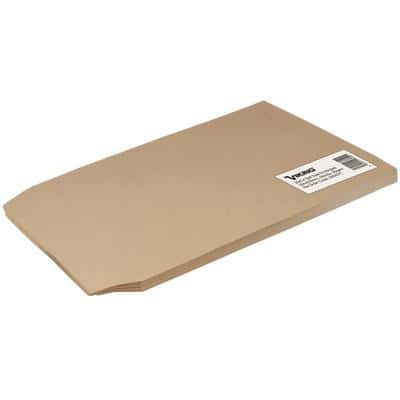 Viking C4 Envelopes 229 x 324mm Self Seal Plain 90gsm Brown Pack of 25