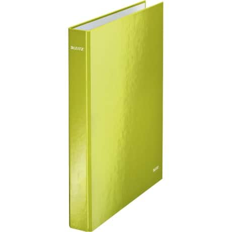 Leitz wow Ring Binder A4 2 ring 40 mm Green