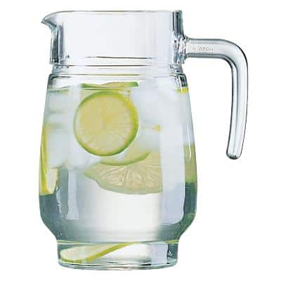 Glass Jug 1600ml Transparent