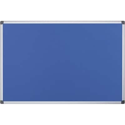Office Depot Notice Board FA0343820 Blue 60 x 90 cm