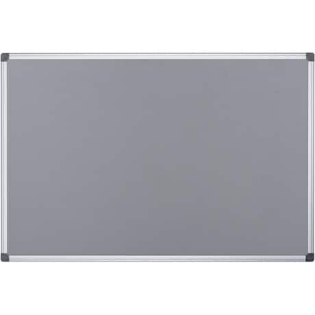 Office Depot Notice Board FA0542820 Grey 90 x 120 cm
