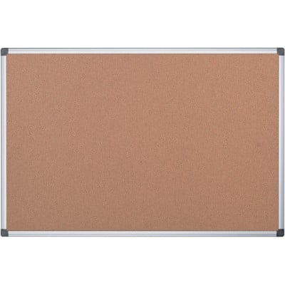 Office Depot Notice Board CA051820 Brown 90 x 120 cm