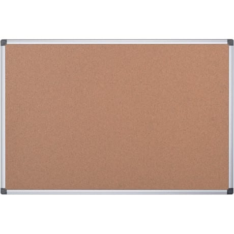 Office Depot Notice Board CA031820 Brown 60 x 90 cm